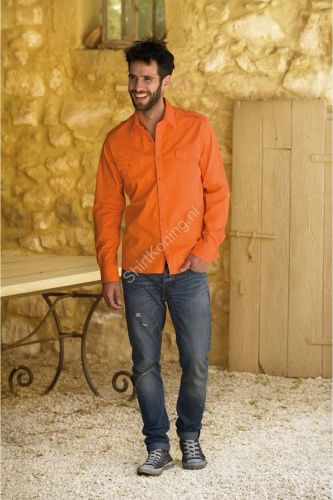 Overhemd heren l.m. lemon&soda 3915 - kleding-lemon&soda 3915
