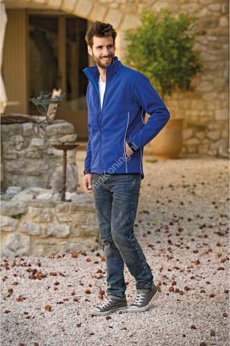 Heren jacket softshell lemon&soda 3635 - kleding-lemon&soda 3635