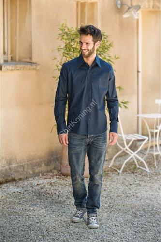 Heren overhemd l.m. lemon&soda 3990 - kleding-lemon&soda 3990