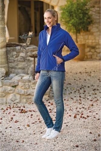Dames jacket softshell lemon&soda 3634 - kleding-lemon&soda 3634