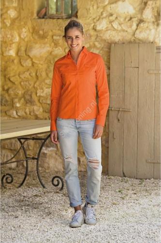 Dames overhemd l.m. lemon&soda 3912 - kleding-lemon&soda 3912