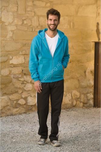 Heren hooded sweater rits mix lemon&soda 3270 - kleding-lemon&soda 3270